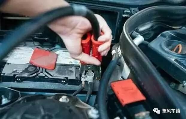 汽车蓄电池亏电了应该怎么办?