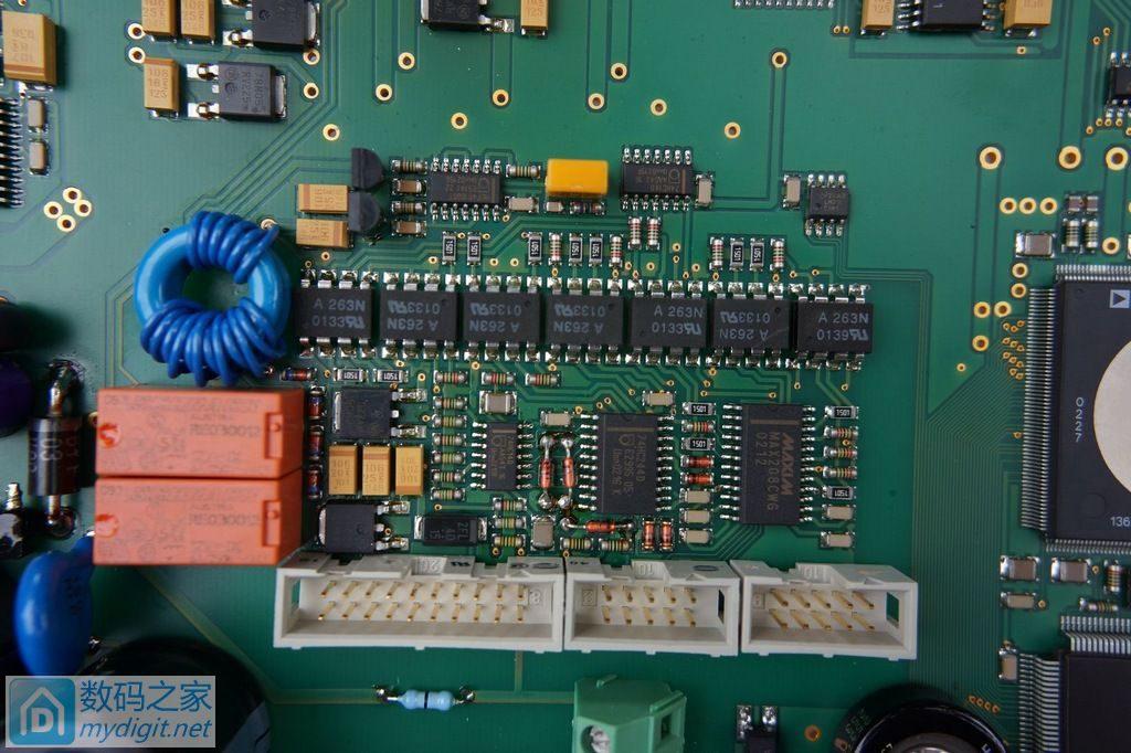 EMH PRS1.3便携式三相综合校验仪(0.05级) 拆机之三