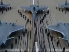 外国网友制作的解放军宣传片《红色巨龙的力量》